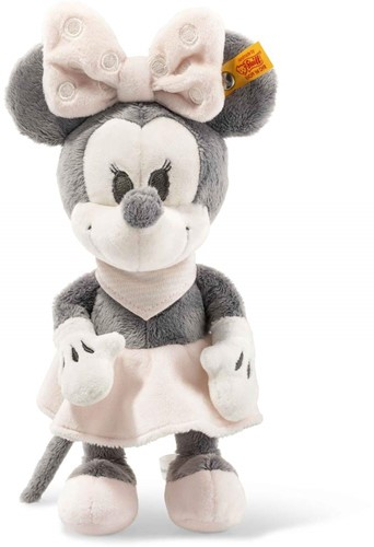 Steiff Minnie Mouse crécelle aux oreilles crépitantes