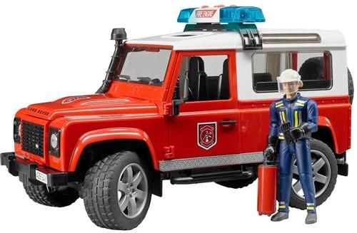 BRUDER Land Rover Defender véhicule pour enfants