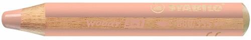 STABILO woody 3 in 1 crayon de couleur 1 pièce(s) Rose