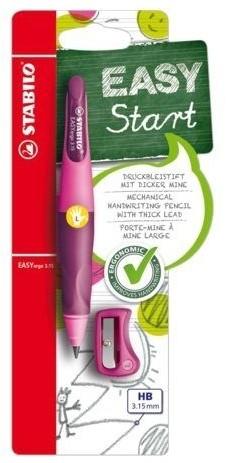 STABILO EASYergo 3.15 (L) crayon mécanique HB 3,15 mm