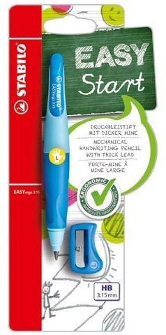 STABILO EASYergo 3.15 crayon mécanique HB 3,15 mm
