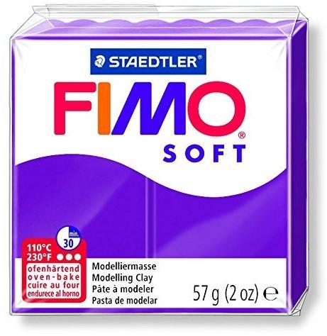 Staedtler FIMO 8020 Argile à modeler Violet 57 g 1 pièce(s)