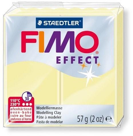 Staedtler FIMO 8020 Argile à modeler Couleur vanillée 57 g 1 pièce(s)