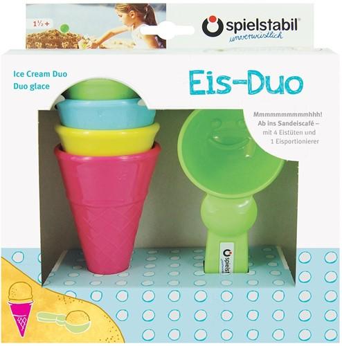 Spielstabil Ice Cream Duo  fashion