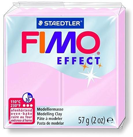 Fimo effect boetseerklei 57g rose quartz