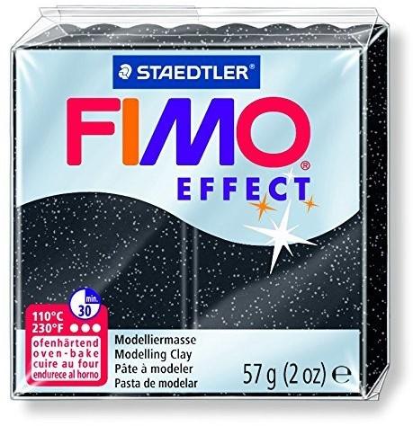 Fimo effect boetseerklei 57g sterrenwolk
