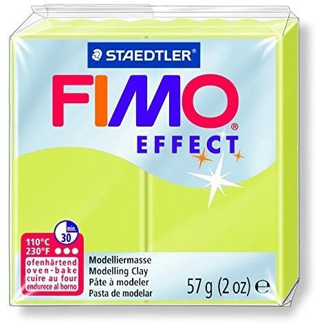 Fimo effect boetseerklei 57g citrine