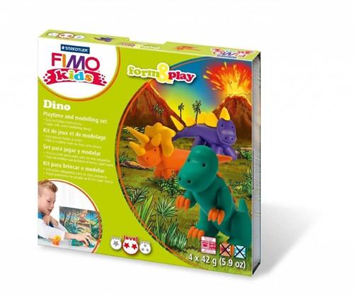 "Fimo kids Form&Play """"Dino"""""