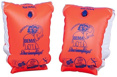 Bema 778-18-001 pull-buoy de natation Bleu, Orange Brassards de nage