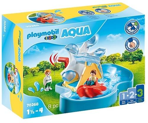 Playmobil Carrousel aquatique  - 70268