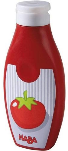 HABA Biofino - Présentoir Moutarde & Ketchup (Contenu: 4 x moutarde, 4 x ketchup)