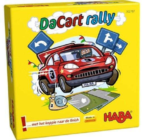 HABA Supermini Spel - DaCart rally (néerlandais) = allemand 302785 - français 302786