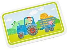 HABA Planchette Tracteur
