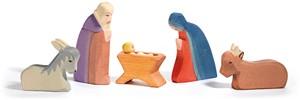 Crèches de la Nativité