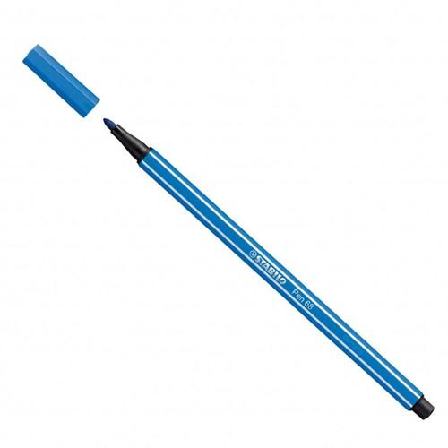 STABILO Pen 68 Mini stylo-feutre Bleu