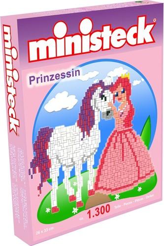 Ministeck - princesse de cheval 4-in-1 1300 pcs