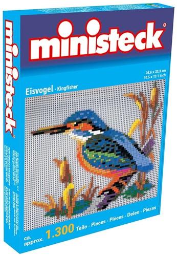 Ministeck Kingfisher - XL Box - ca. 1.350 pieces