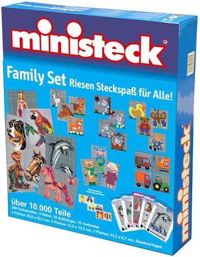 Ministeck - set Famille 10.000 pcs