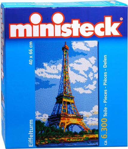 Ministeck - Tour eiffel  6300 pcs