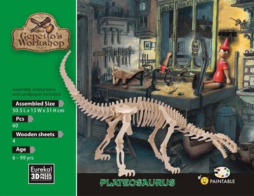 Eureka Gepetto's Workshop - Plateosaurus