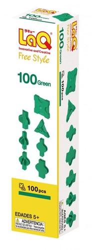 LaQ Free Style Groen (100)