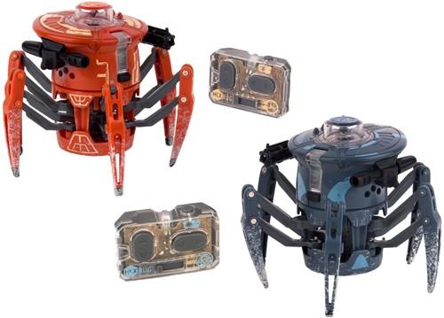 HEXBUG Battle Ground Spider 2.0 Twin Pack