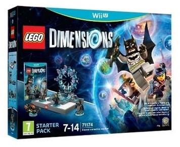 LEGO : Dimensions - Starter Pack jeu vidéo Wii U Pack de démarrage Multilingue
