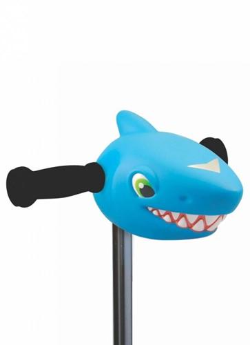 Scootaheadz haai blauw
