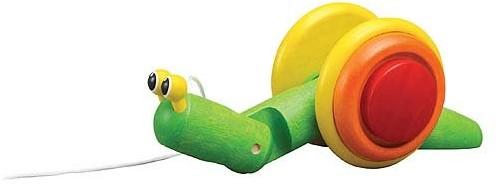 Plan Toys Pull-Along Slak