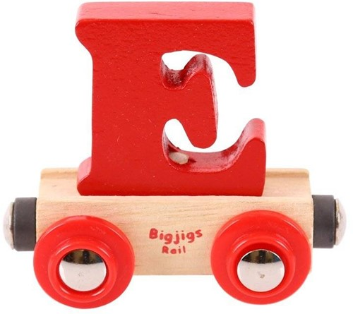 Bigjigs Rail Name Letter E (6)