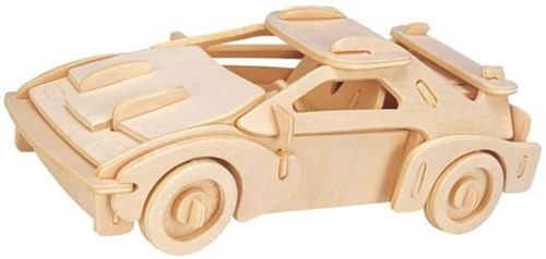 Eureka Gepetto's Workshop - Race Car