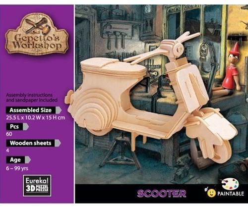 Gepetto's Workshop Scooter