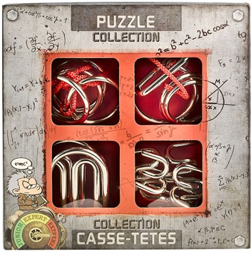 Eureka puzzel Extreme Metal Puzzles collection