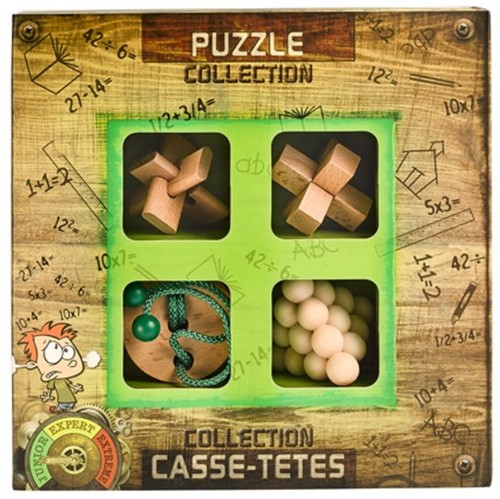 Eureka puzzel Junior Wooden Puzzles collection