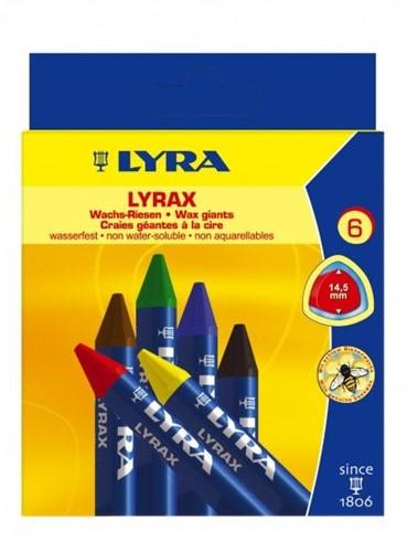 Lyra X WAX-GIANTS BOX K06