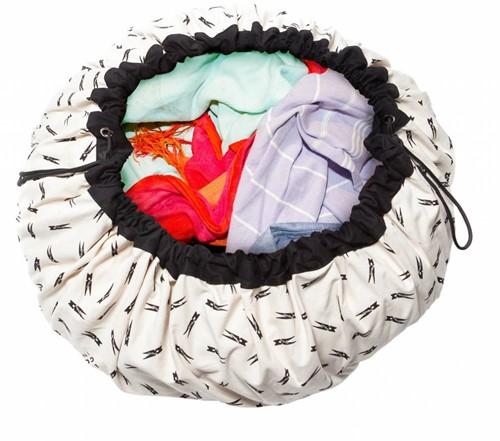 play&go - sac de rangement pince à linge