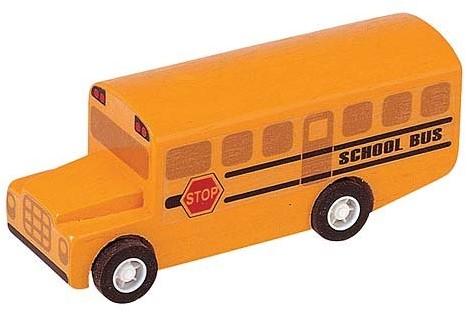 Plan Toys Schoolbus