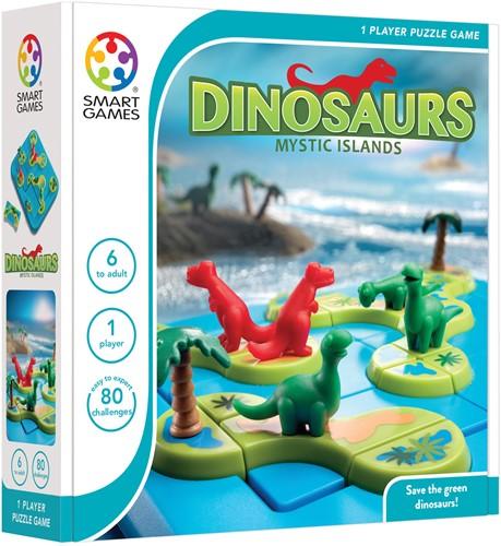 SmartGames L'Archipel des Dinosaures
