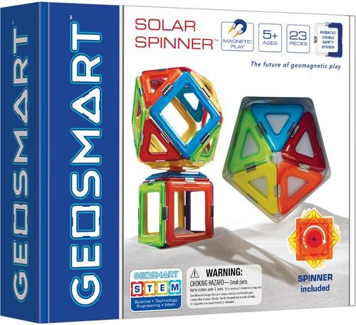 GEOSMART Solar Spinner 23 pces