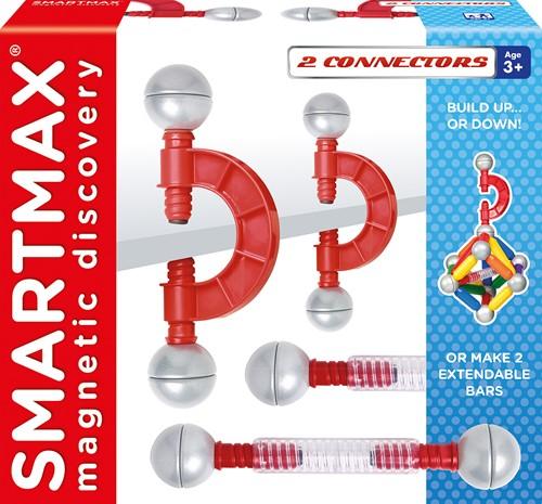 SmartMax Xtension set - Connectors Rouge