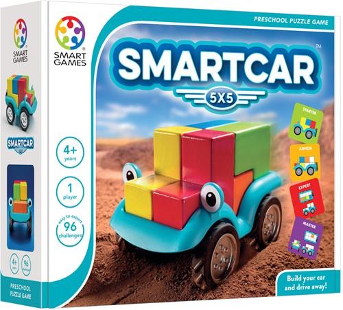 SmartGames SmartCar 5 x 5