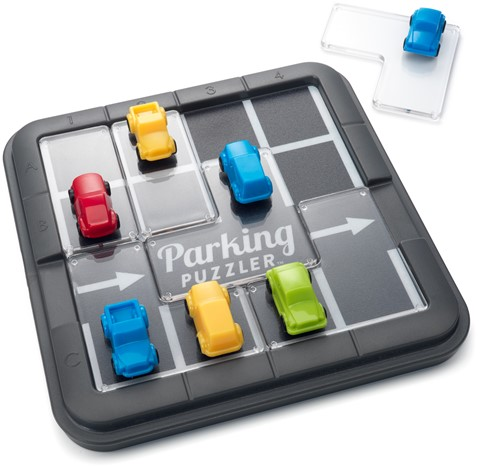 SmartGames Parking Tournis