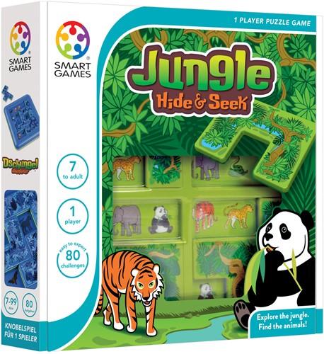 SmartGames Cache-cache Jungle