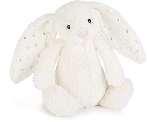 Jellycat Bashful Twinkle Lapin Medium - 31cm