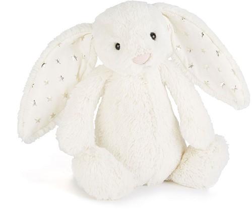 Jellycat Bashful Twinkle Lapin Petit - 18 cm