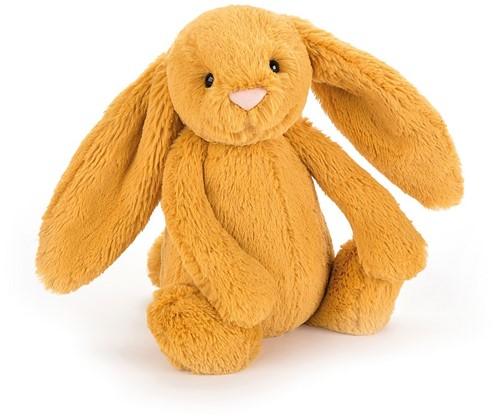 Jellycat knuffel Bashful Lapin safran Petit18cm