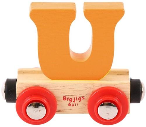 Bigjigs Rail Name Letter U (6)