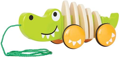 Hape Walk-A-Long Crocodile