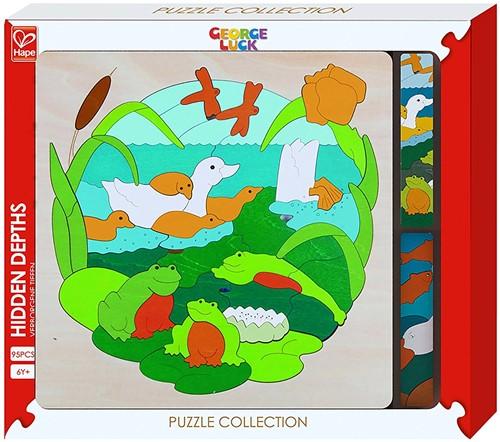 PUZZLE LA MARE AUX CANARDS