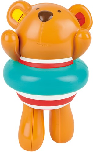 Hape Swimmer Teddy Wind-Up Toy